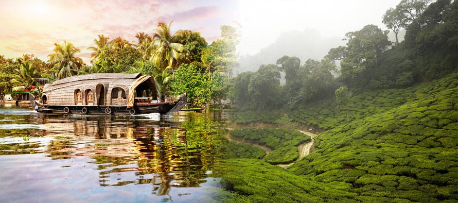 Spectacular Kerala 8 days